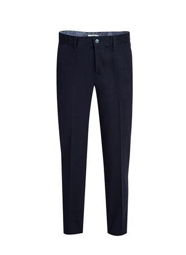 Kiğılı Slim Fit Spor Pantolon Lacivert
